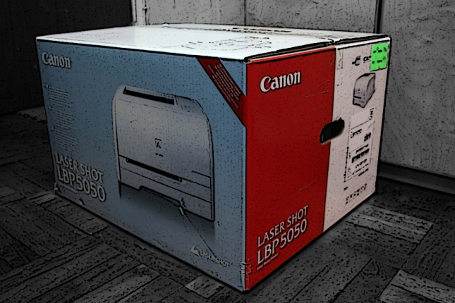 Laser Shot LBP5050